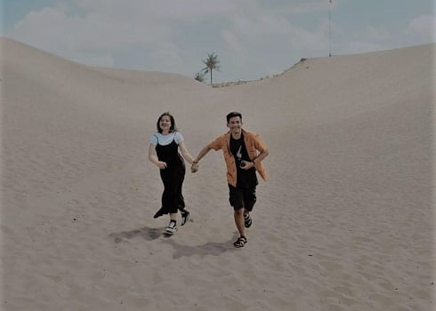tempat wisata popular yogyakarta gumuk pasir parangkusumo