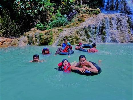 taman wisata air di kulonprogo jogja taman sungai mudal