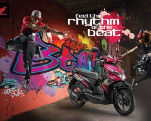 new honda beat