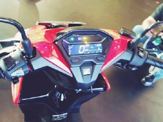 new honda vario cbs 125cc