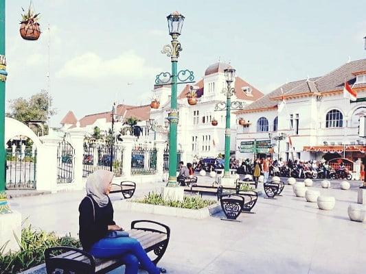 Tempat Menarik dekat Stasiun Tugu Jogja