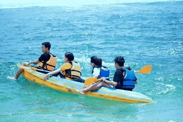 Kecantikan Pantai Sadranan Gunungkidul Wisata Pantai Terbaru di Jogja 13