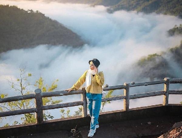 Wisata Kebun Buah Mangunan Dlingo Destinasi Spot Foto Terfavorit di Jogja 5