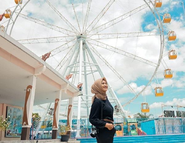 Sindu Kusuma Edupark Sleman Wisata Wahana Bermain Terbaru di Jogja 1