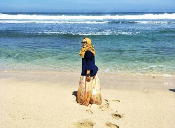 Pantai Pok Tunggal Gunungkidul Tempat Wisata Paling Keren di Jogja Buat Camping 15