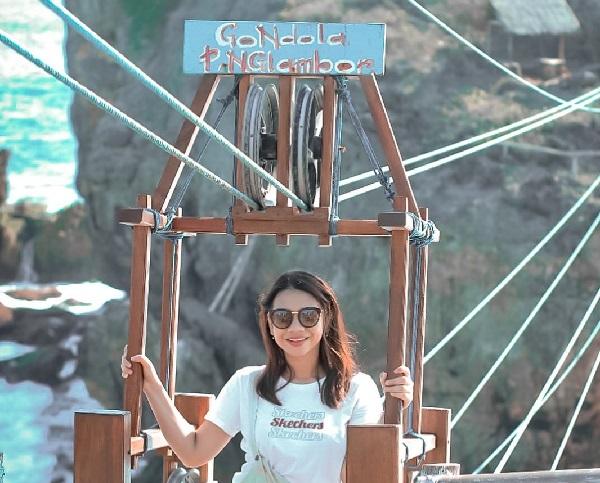Wisata Pantai Nglambor Gunungkidul Destinasi Liburan Seru di Jogja 13