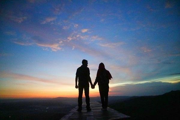 Puncak 4G Gunungkidul Spot Foto Keren Tebaru dan Menarik di Jogja 13