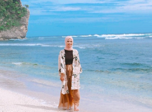 Wisata Pantai Ngetun Gunungkidul Destinasi Terbaru Liburan di Jogja 1