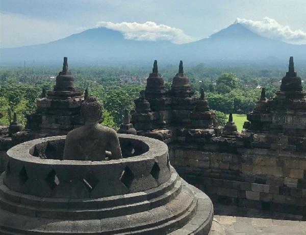 Rute Candi Borobudur Tempat Wisata Favorit Paling Populer 8