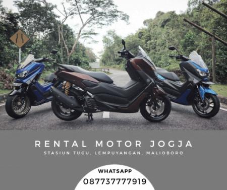 rental sewa motor jogja murah terbaru 2019
