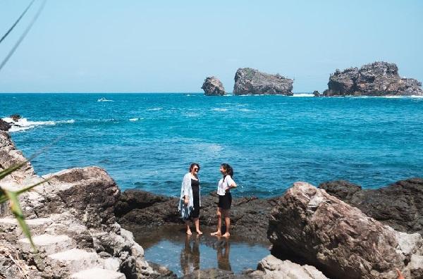 Yakin Kamu Bisa Menolak Rayuan Indahnya Pantai Wedi Ombo Yogyakarta? 3