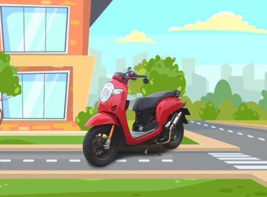 motor matic paling nyaman
