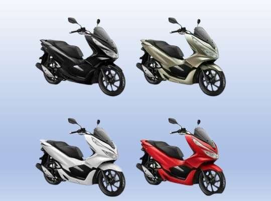 Review Honda PCX Terbaru
