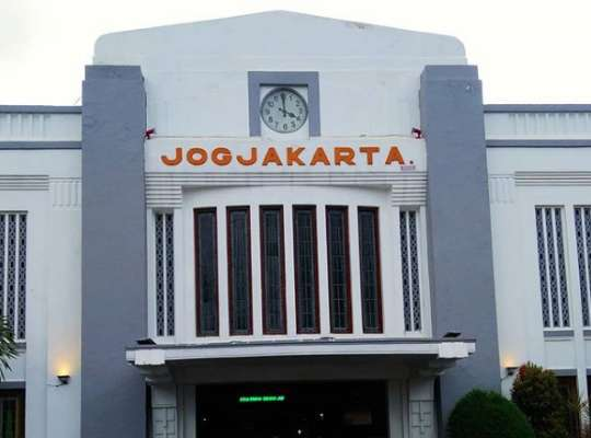 alamat stasiun tugu yogyakarta