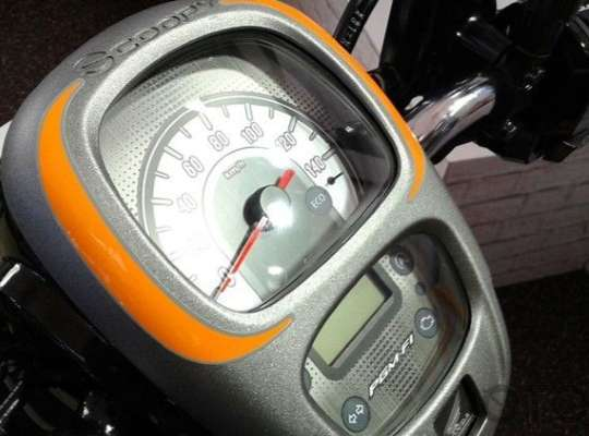 review Honda Scoopy FI terbaru