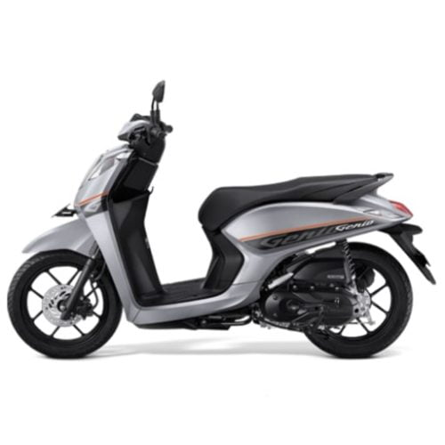 New Honda Genio