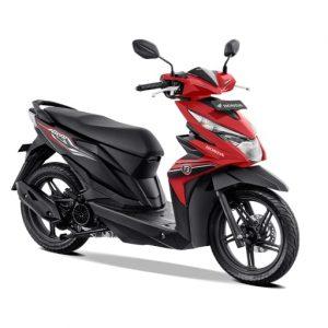 sewa motor Honda Beat Fi jogja