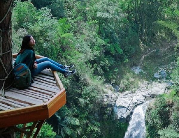 Lokasi Air Terjun Kedung Kandang Gunungkidul Wisata Alam di Jogja 10