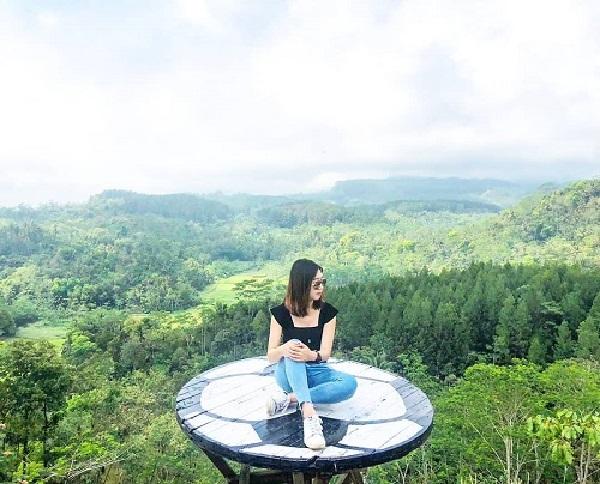 Lokasi Ayunan Langit Watu Jaran Bantul Tempat Foto Paling Hits di Jogja 16