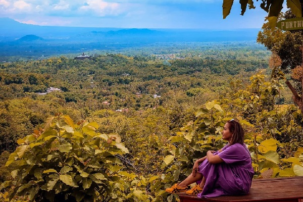 Rute Punthuk Setumbu Magelang Spot Paling Keren Berburu Sunrise 8
